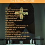 Messa feriale ore 8.30 su YouTube